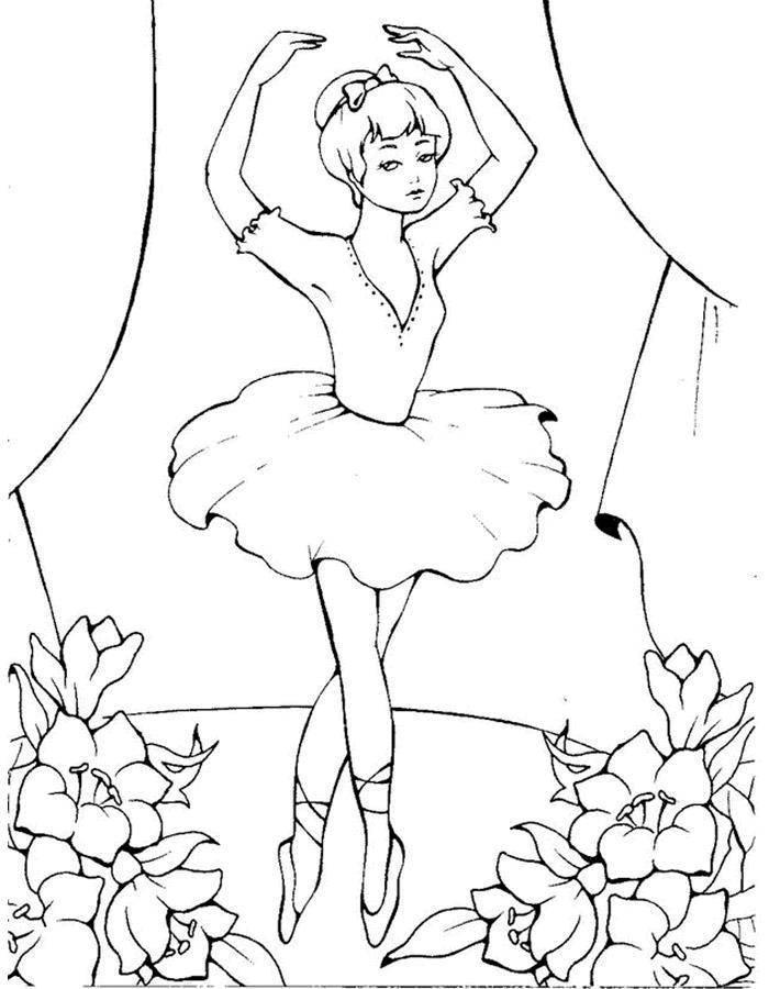 Coloring sheet ballerina Download pumpkin, leaf.  Print ,Vegetables,