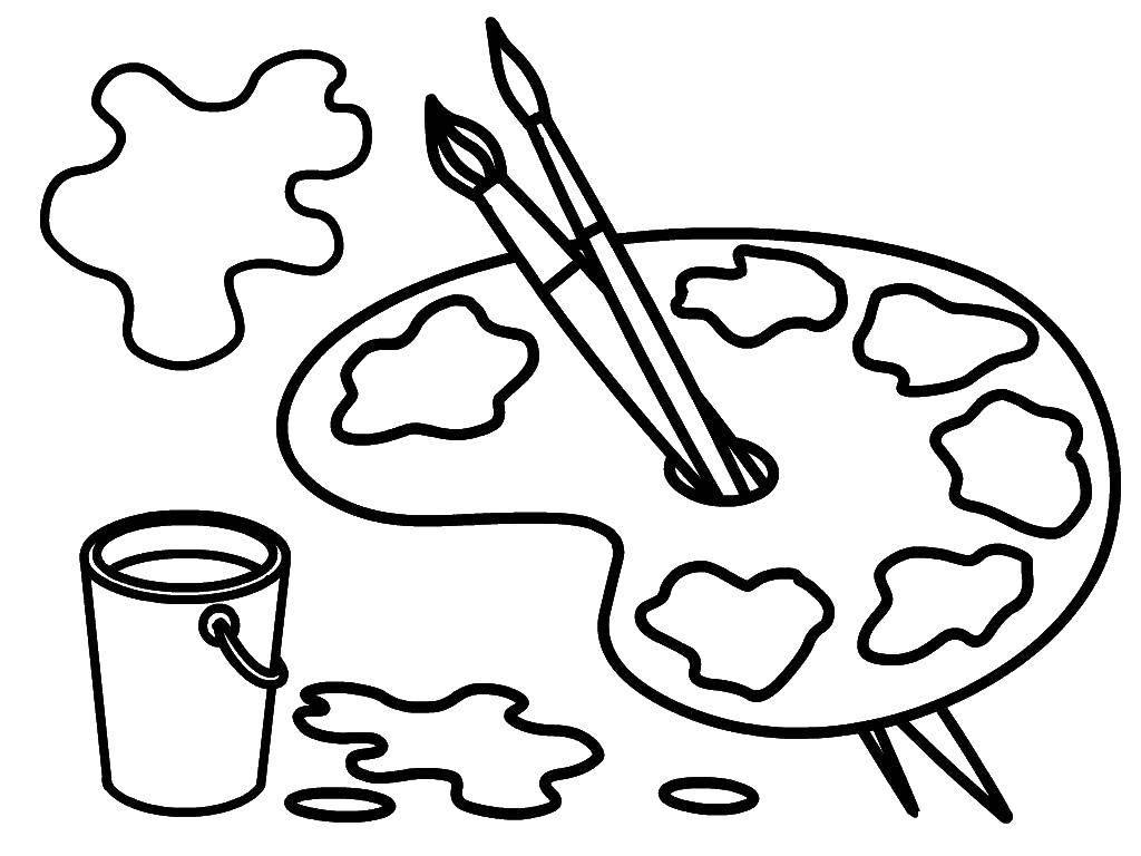 картинки для урока рисования детям распечатать периодически