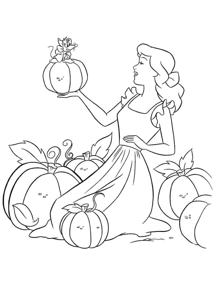 Раскраски принцессы, Раскраска Злые принцессы завидуют ...