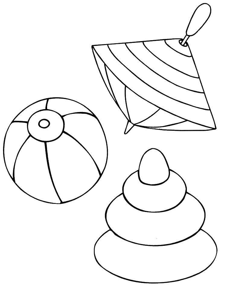 Coloring sheet toys Download ,cartoons, children,.  Print