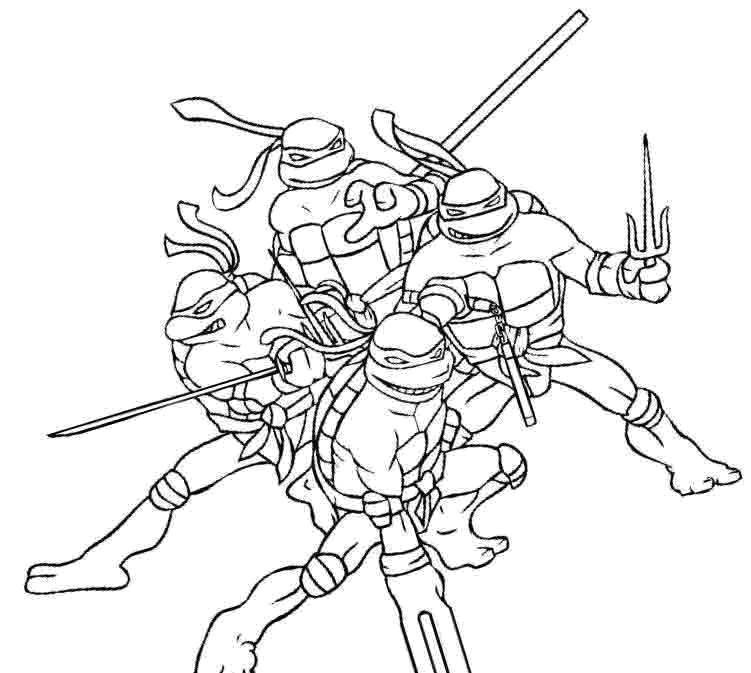 Раскраски робот, Раскраска Сенсей против роботов кренка ...