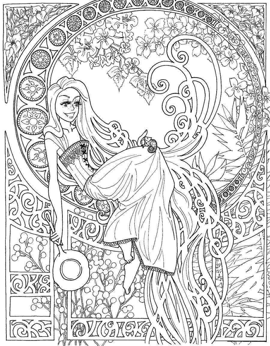 Coloring sheet Disney coloring pages Download .  Print