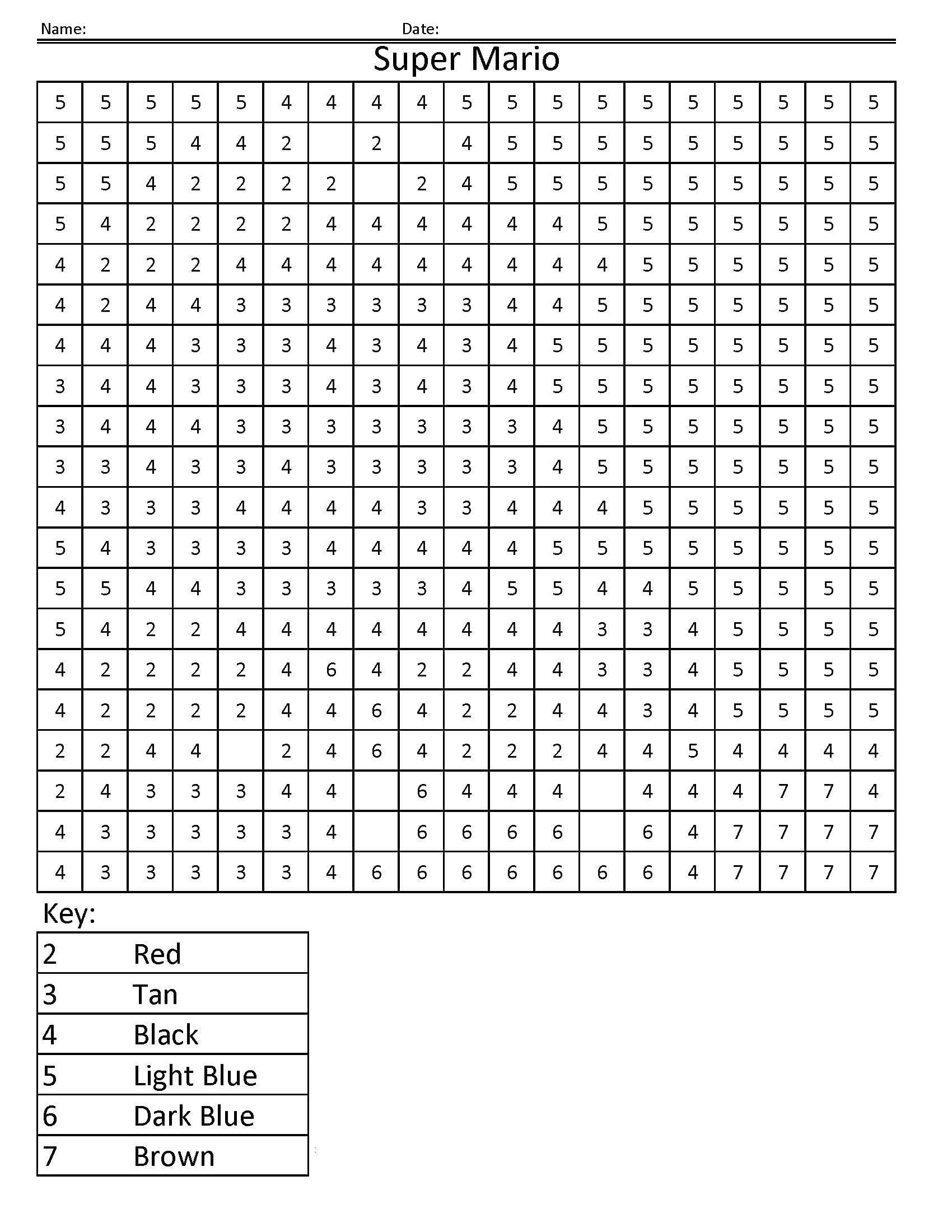 Coloring sheet coloring pages numbers Download .  Print