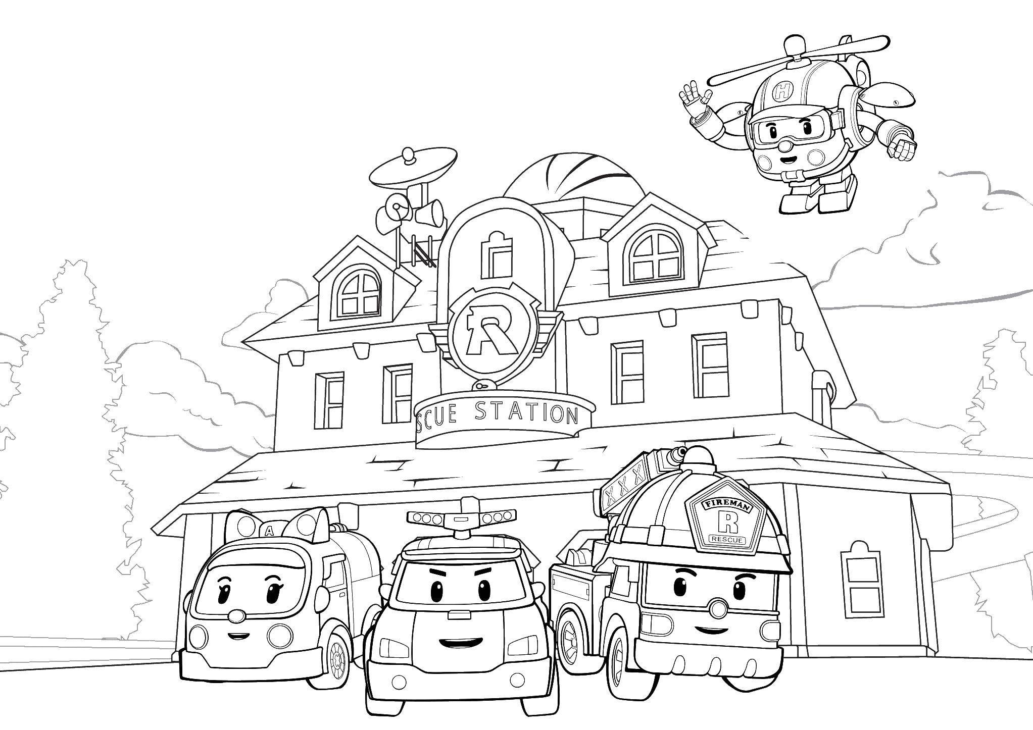 Coloring pages Tales cartoons movies Скачать .  Распечатать