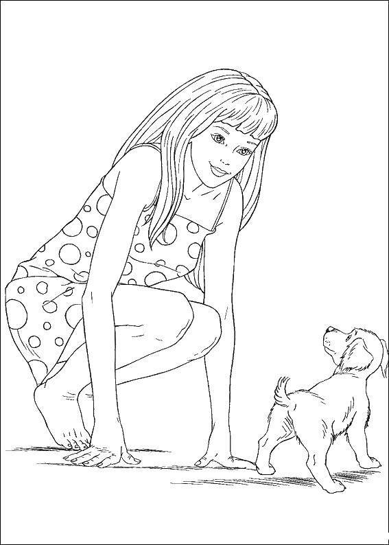 Coloring sheet children Download Easter eggs.  Print ,coloring Easter,
