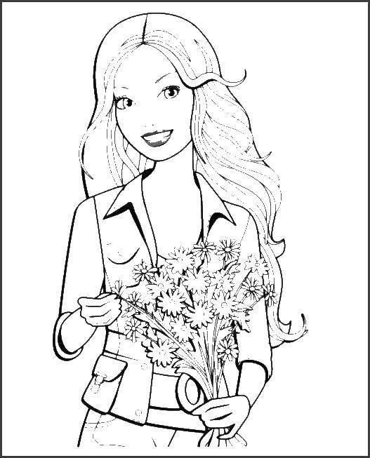 Раскраска мама скачать, распечатать или рисовать онлайн   653x527