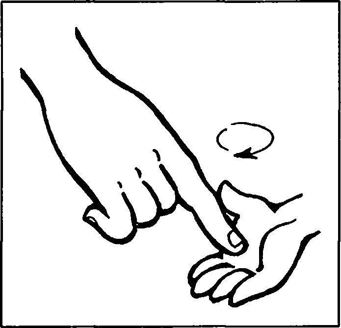 Раскраски Раскраска Рука рука, скачать распечатать раскраски.