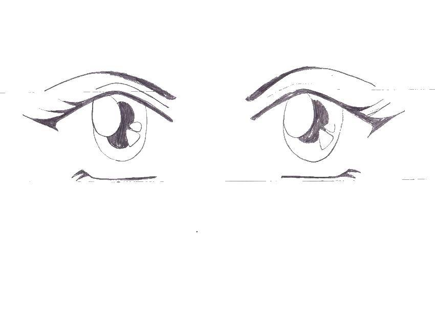 Free Eyes Outline Cliparts, Download Free Clip Art, Free Clip Art ... | 644x850
