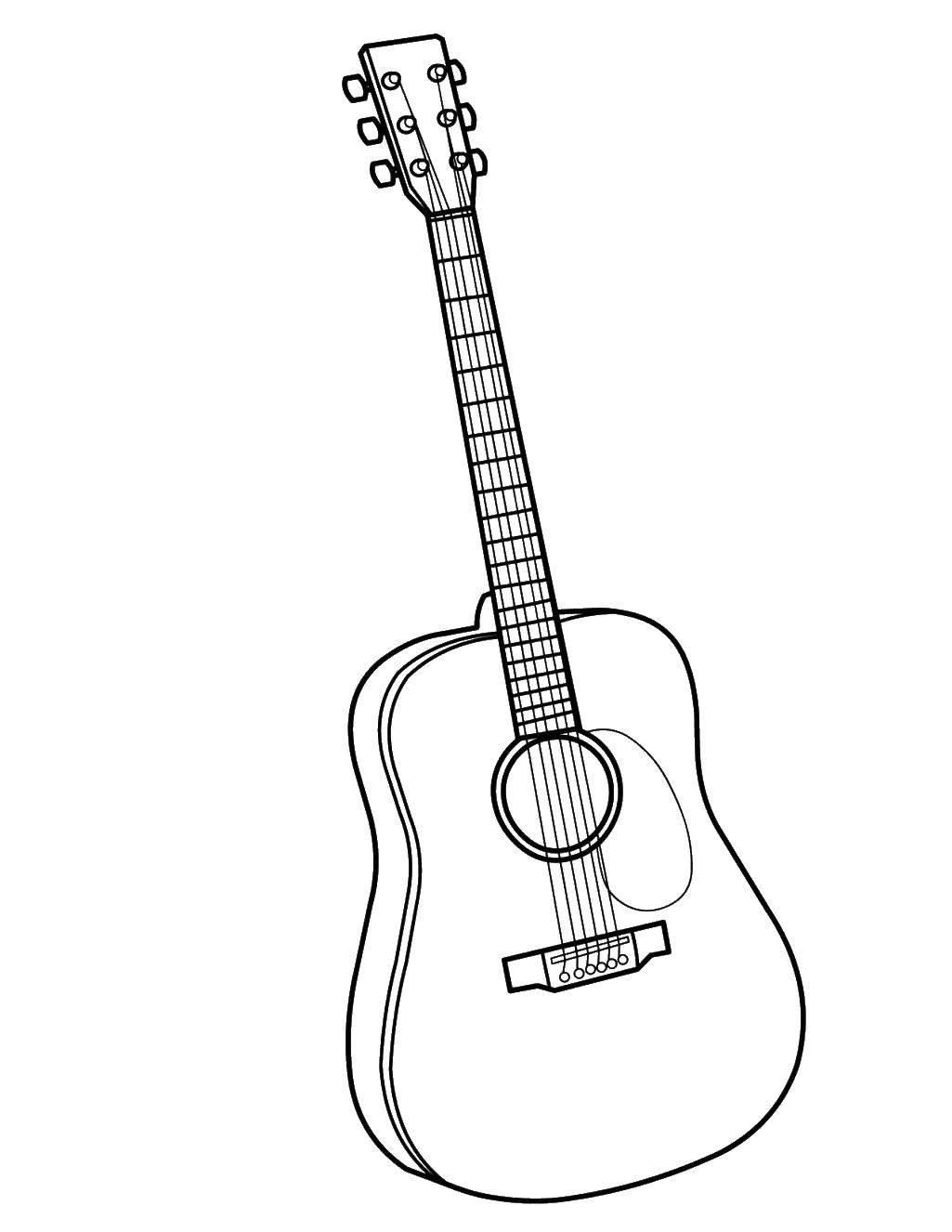 Coloring sheet music Download .  Print