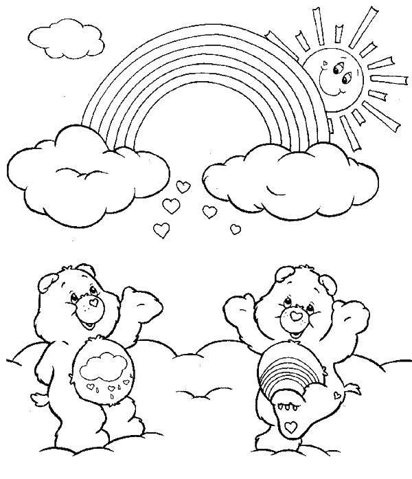 креп солнечный день рисунок карандашом наглядная, реальных