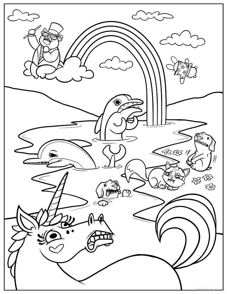 Coloring sheet cartoons Download Cartoon character.  Print ,Disney cartoons,