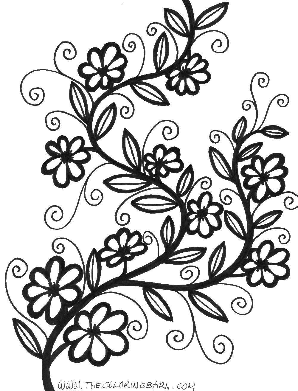 Красивые узоры и картинки для срисовки