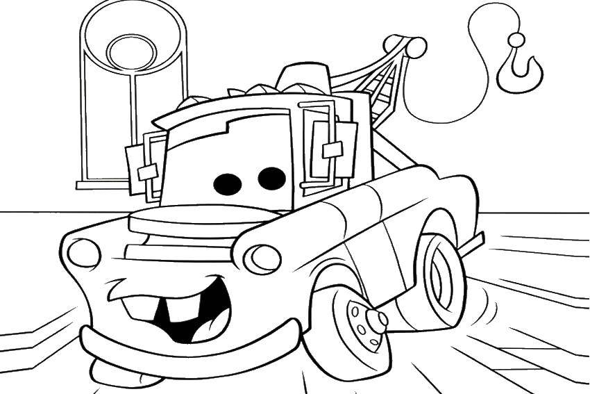 Coloring sheet machine Download .  Print