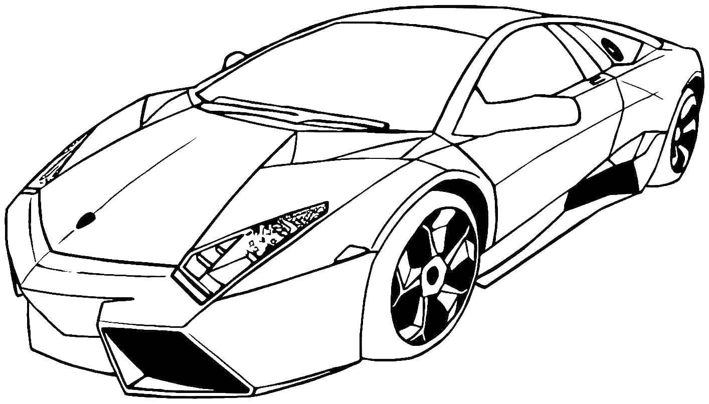 Раскраски Раскраска Автомобиль бмв машины, скачать ...