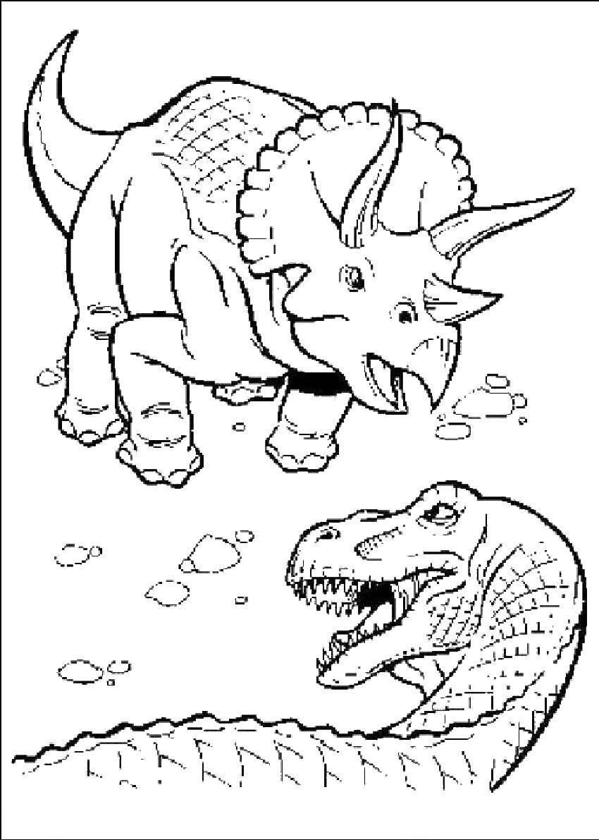Dinosaur coloring pages' in Dinosaurs Games Online | Scoop.it | 1191x850