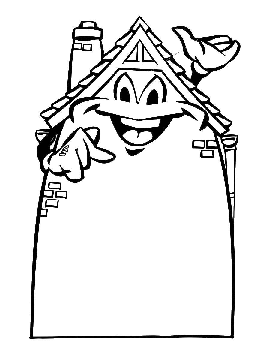 Coloring sheet home Download The computer,.  Print