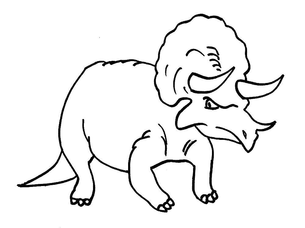Coloring sheet dinosaur Download Instrument, drum.  Print ,Musical instrument,