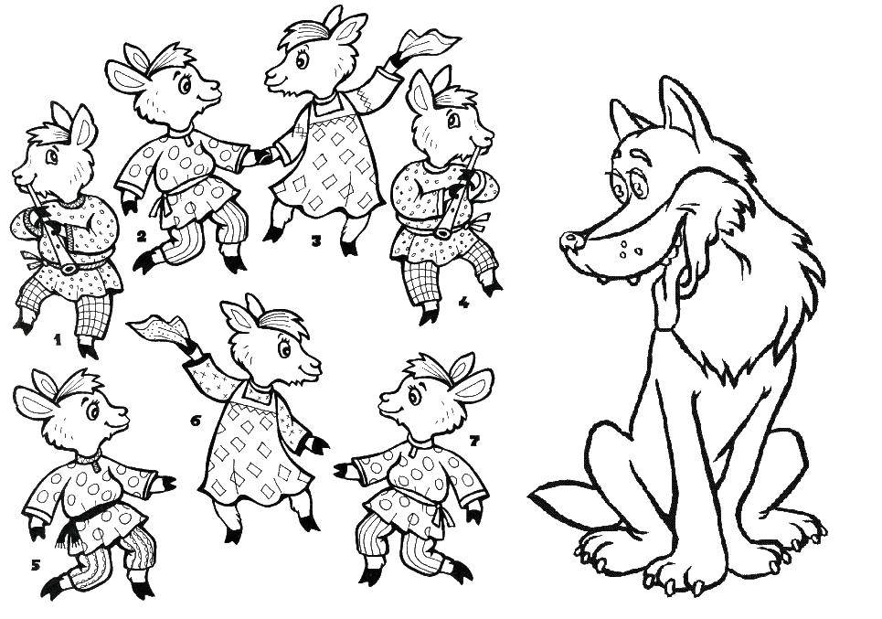 Coloring sheet wolf Download Plane.  Print ,coloring,