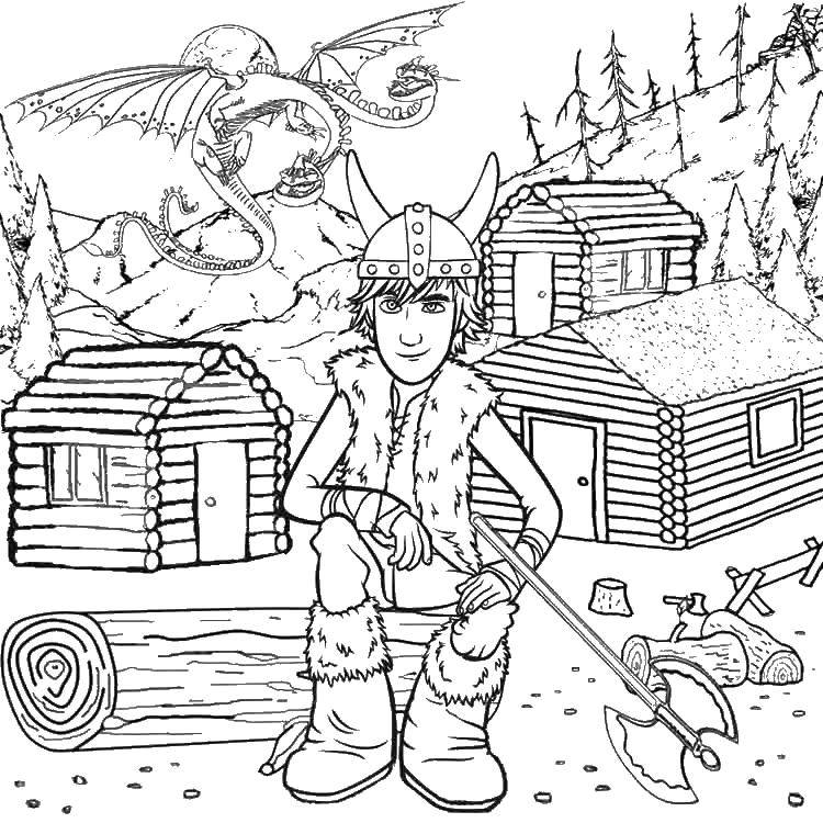 Coloring sheet simple coloring Download animals, cat, kittens.  Print ,Pets allowed,