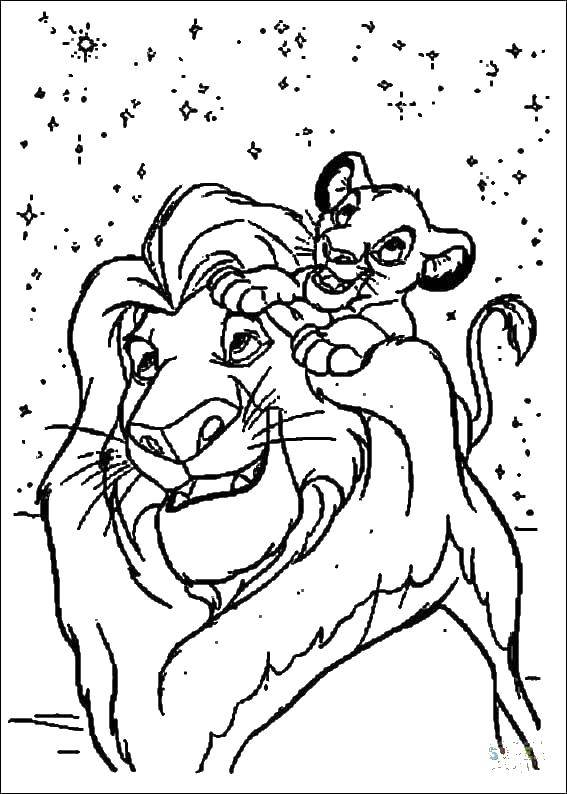 Coloring sheet Disney coloring pages Download leaf.  Print ,The contours of the leaves,