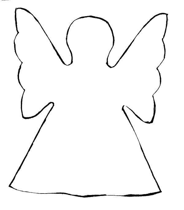 наиболее картинка ангелочка для вырезания что если камера