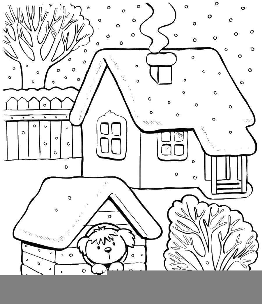 Coloring sheet home Download .  Print
