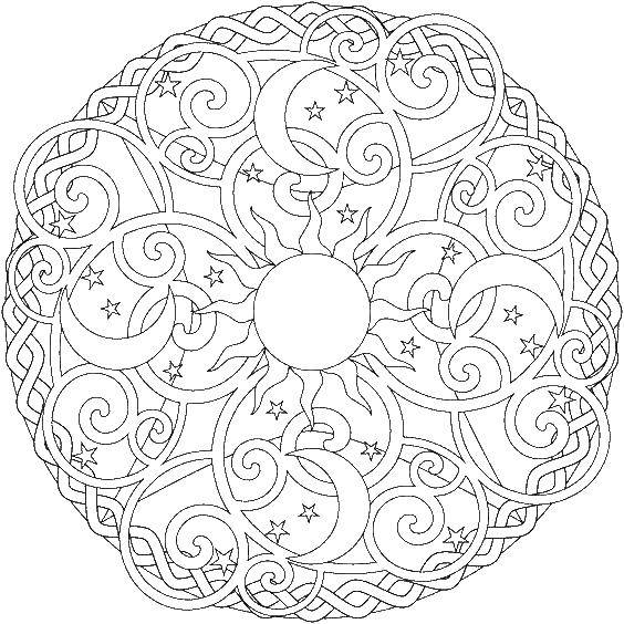 Coloring sheet patterns Download animals, cat, kittens.  Print ,Pets allowed,