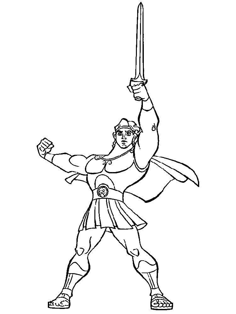 Рисунок смелый карандашом