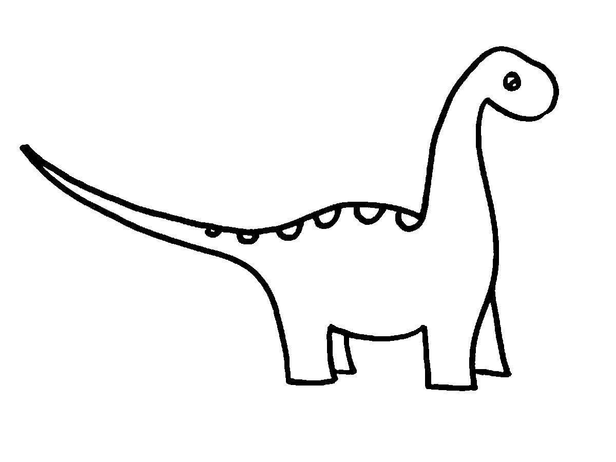 рисовать рисунки динозавры легкие пасхи легкой небольшой французской