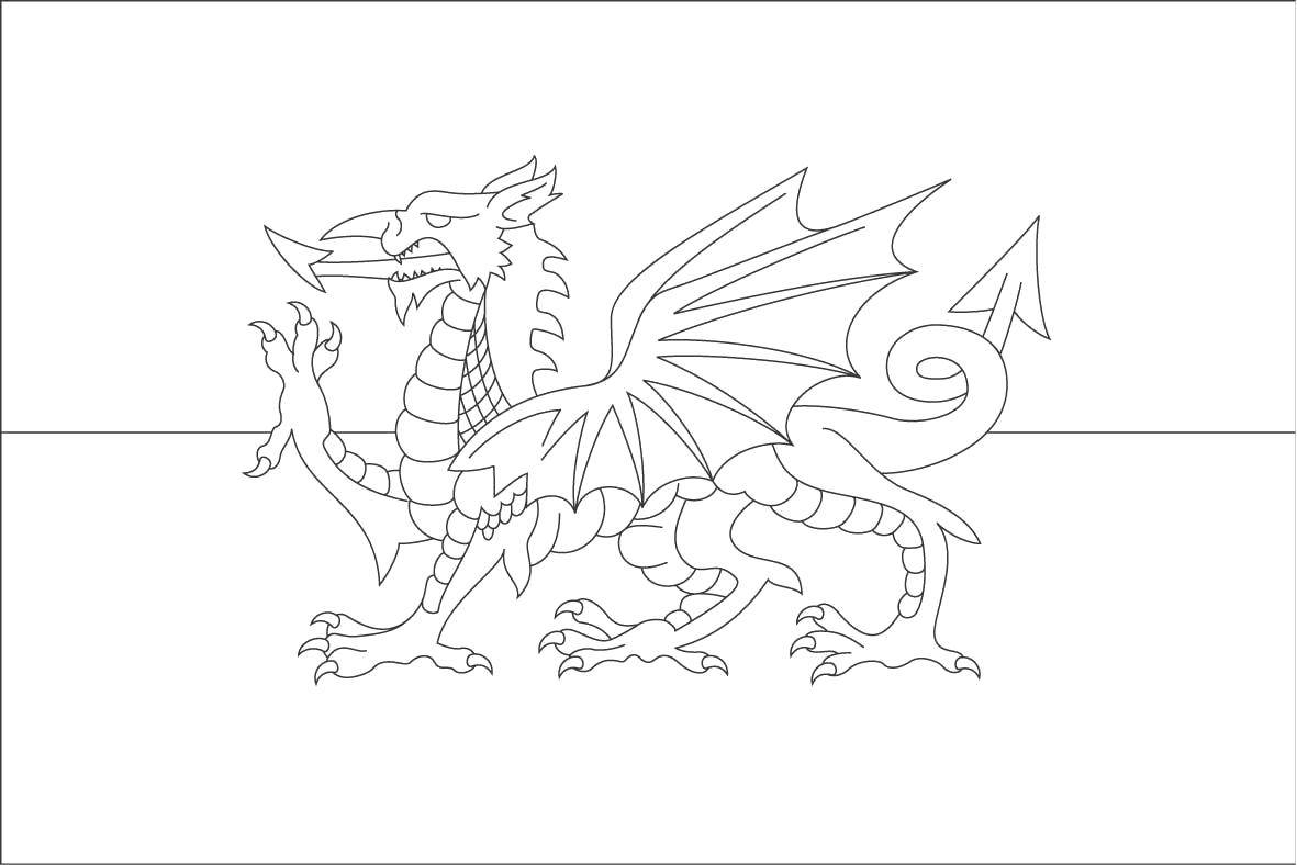 Coloring sheet Dragons Download .  Print