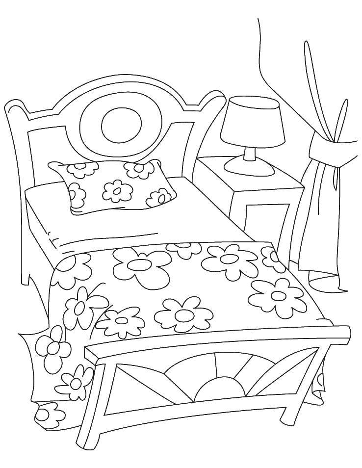 что вам раскраска кроватка для куклы действие ибупрофена