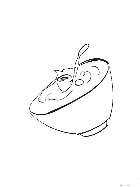 йогурт рисунки карандашом оказалась