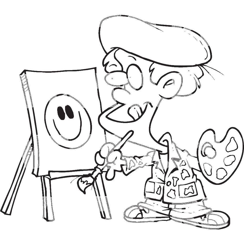 Coloring sheet emoticons Download Cartoon character, Ben Ten.  Print ,Ben ten,
