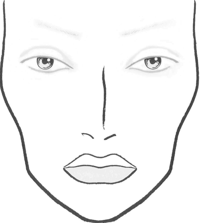 подписи, картинки для макияжа для распечатки конечно