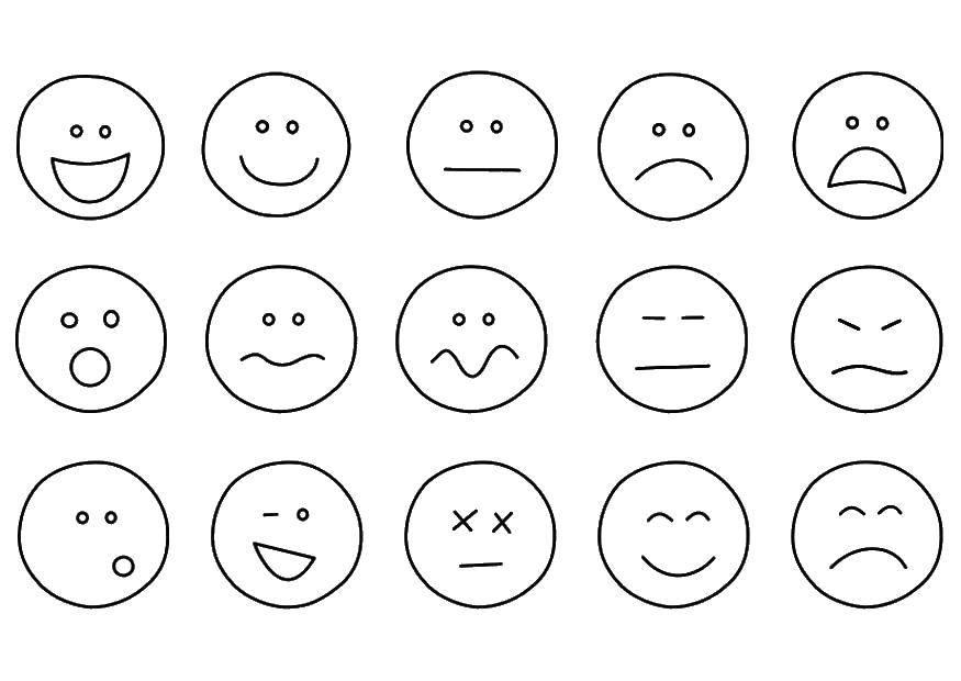 Картинка эмоции на прозрачном фоне