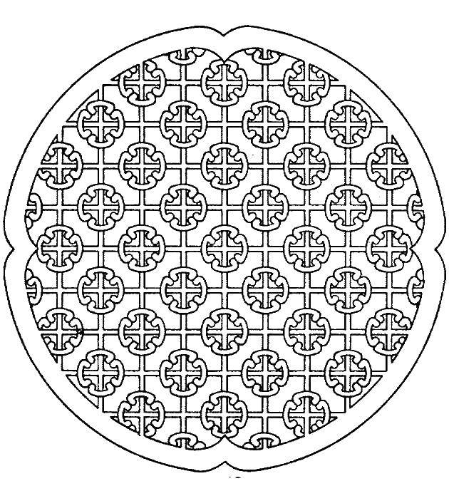 Coloring sheet patterns Download box,.  Print