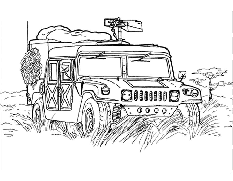 Раскраски Раскраска Машина с огненным рисунком машины ...