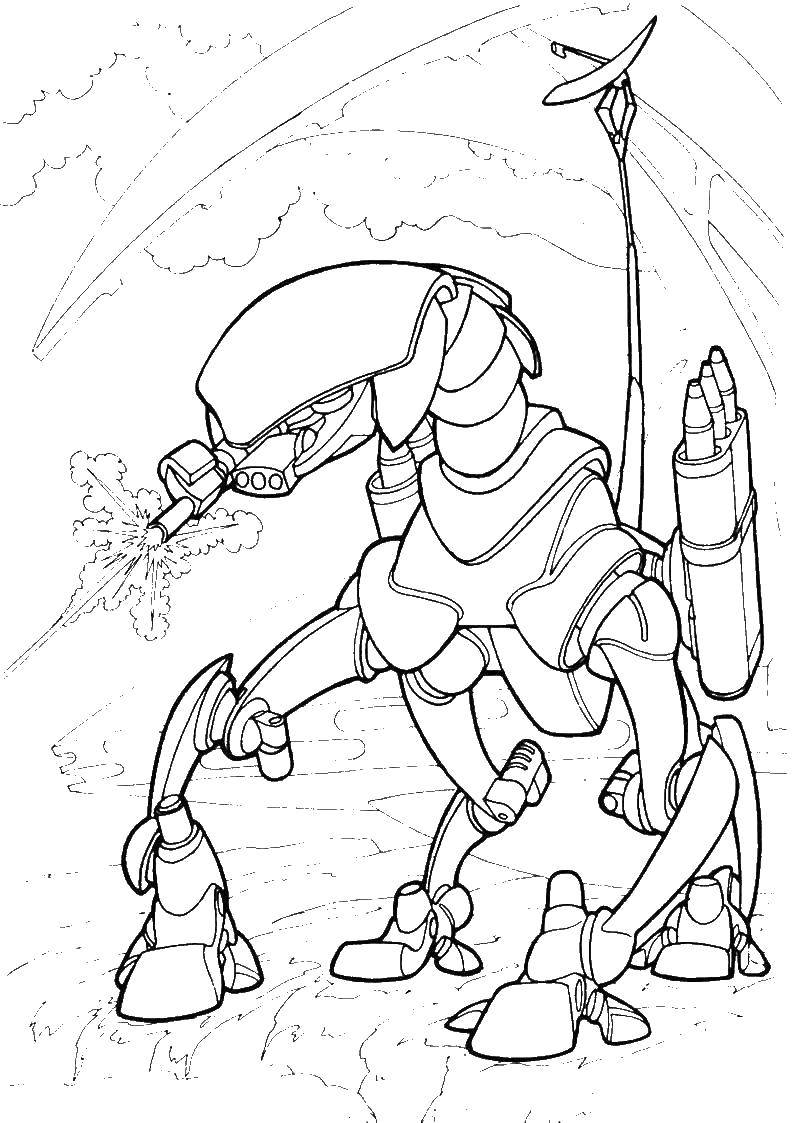 Coloring sheet for boys Download .  Print