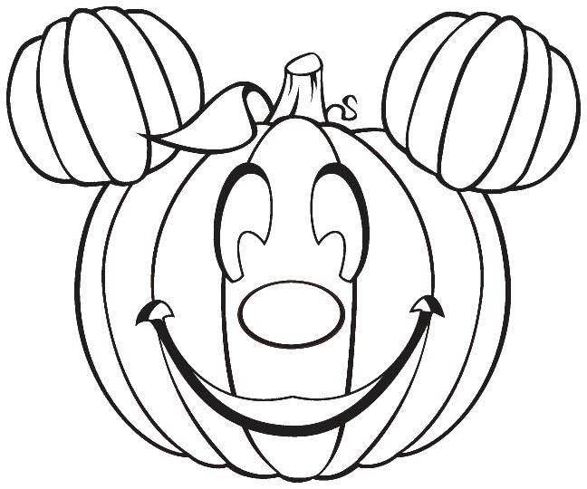 Coloring sheet Halloween Download .  Print