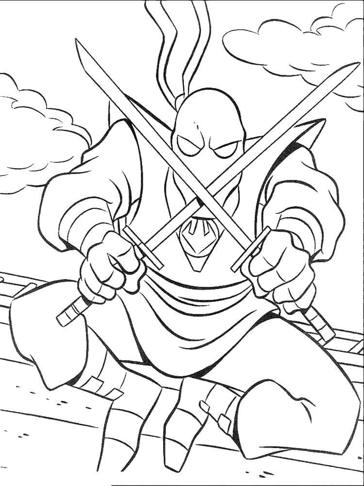 Coloring sheet teenage mutant ninja turtles Download ,Sun, rays, joy,.  Print