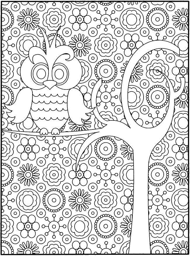 Coloring sheet coloring antistress Download computer, speakers, keyboard.  Print ,coloring,