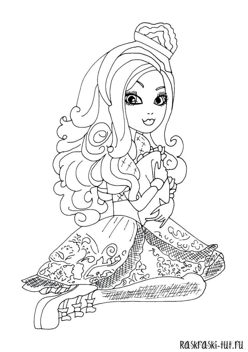 Раскраски принцеси, Розмальовки Принцеси Принцеси.