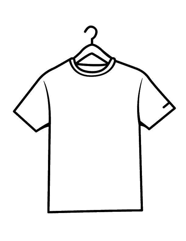 одежда рисунки футболка следственных