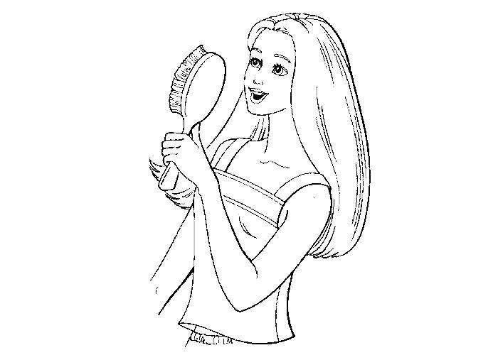 Coloring sheet hairstyles Download .  Print